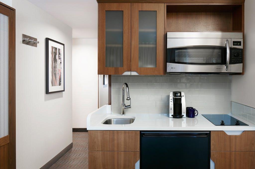 Superior Studio Apartment At Club Quarters Hotel Grand Central