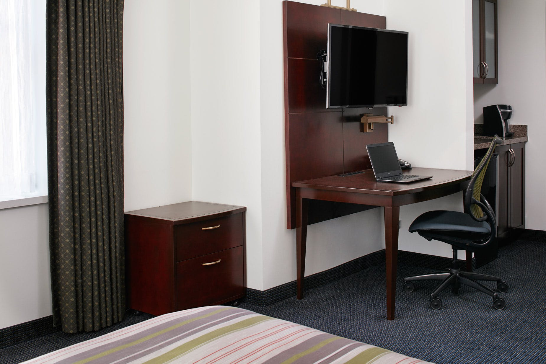 Work space in Superior Room