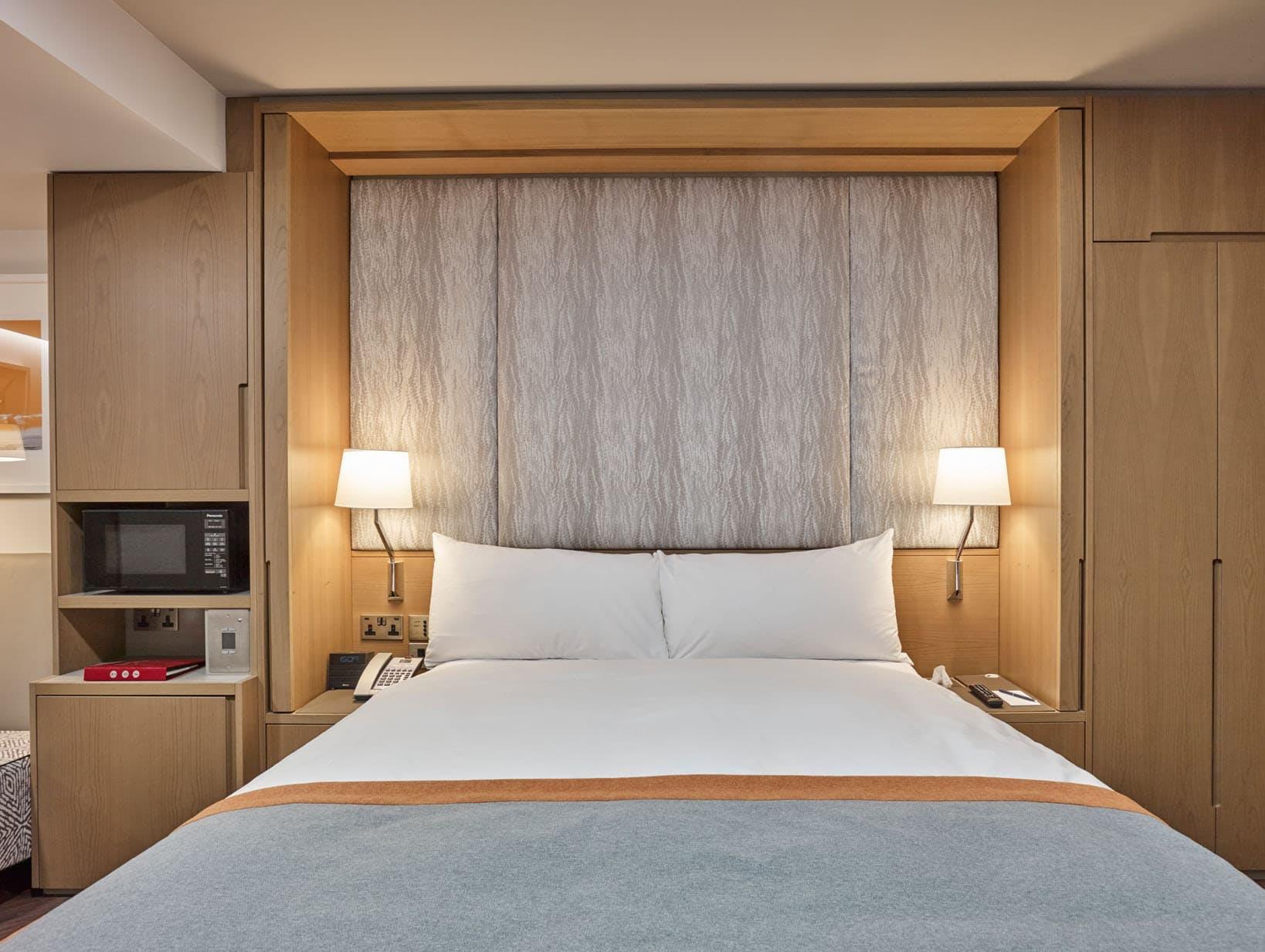 Club Level Premier Room at Club Quarters Hotel, Lincoln's Inn Fields