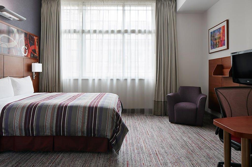 Club Quarters Hotel Gracechurch A Business Traveler S