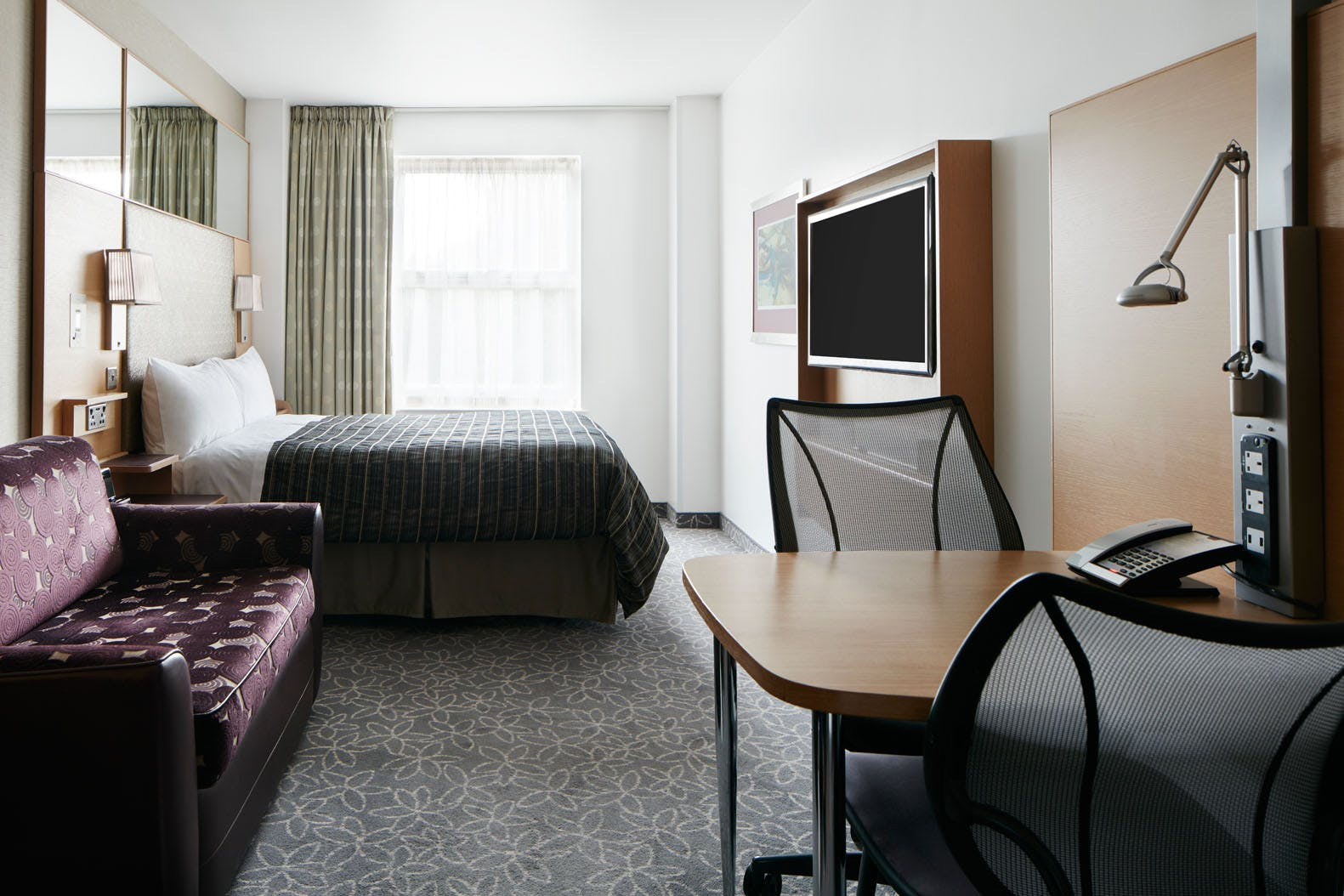 Superior Room at Club Quarters Hotel, Lincoln's Inn Fields