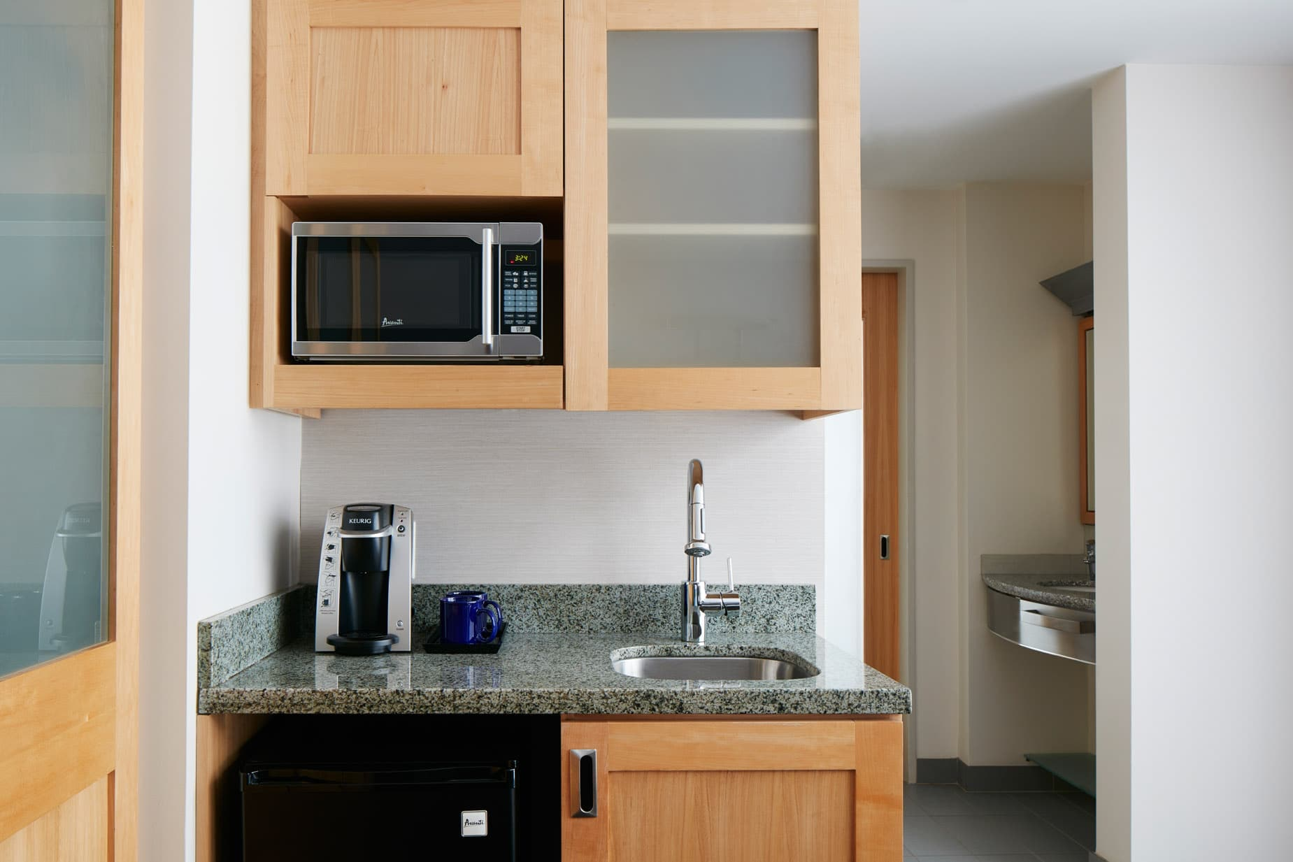 One Room Suite With Kitchenette Pictures