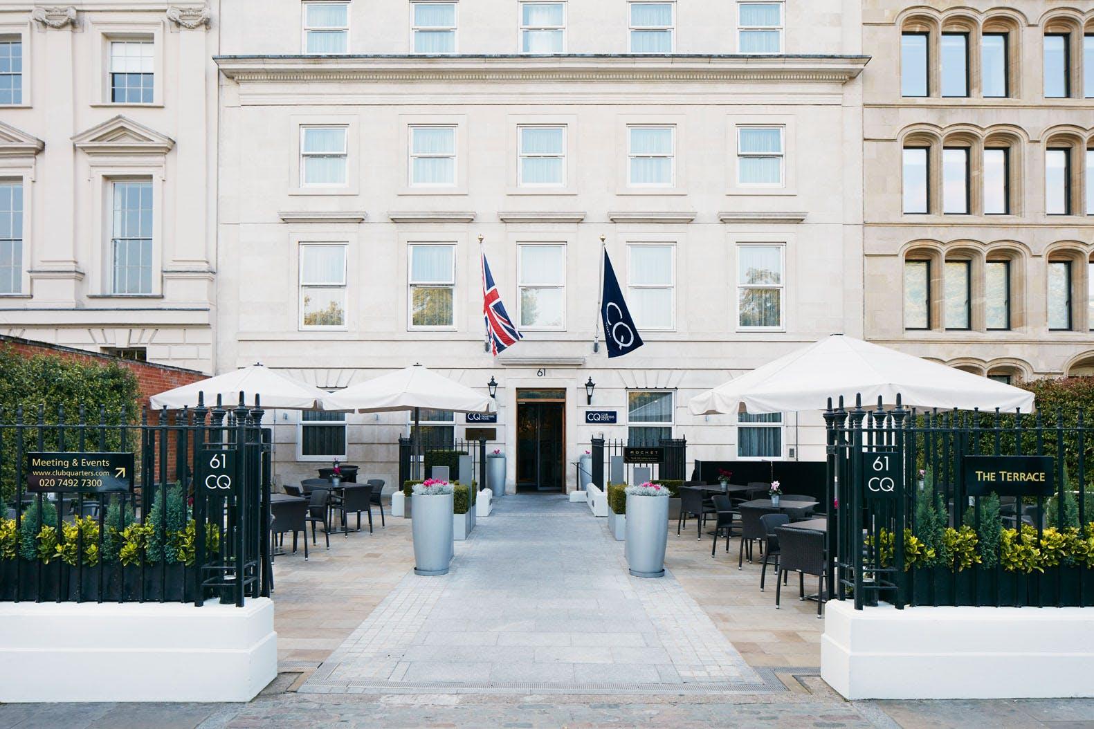 Exterior, Club Quarters Hotel, Lincoln's Inn Fields - Holborn, London