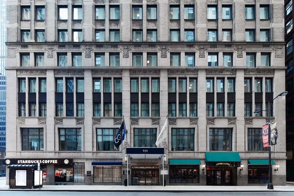 Club Quarters Hotel Central Loop - Downtown Chicago Hotel