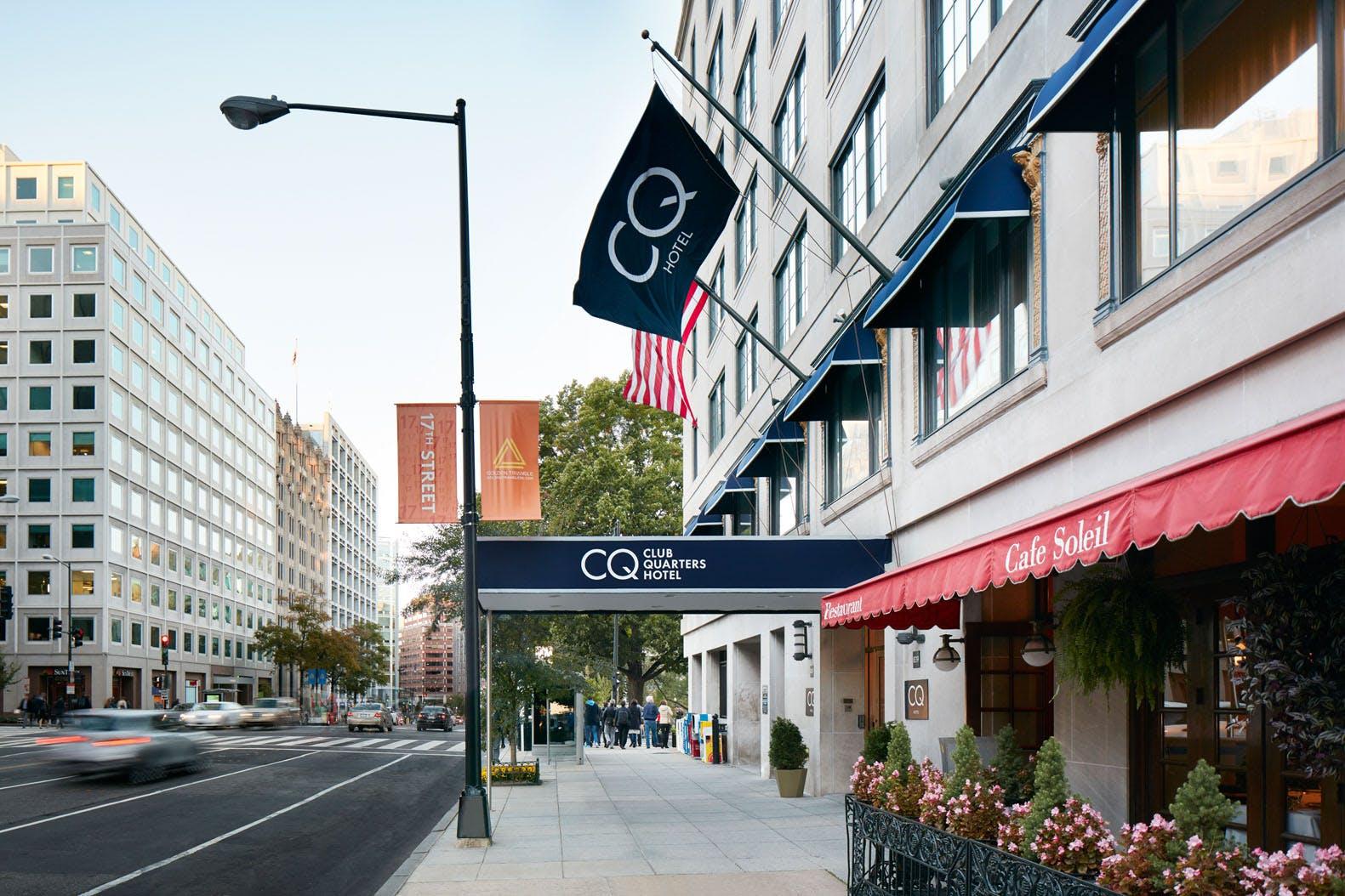 Club Quarters Hotel Washington Dc