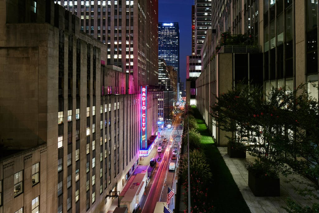 Club Quarters Hotel Opposite Rockefeller Center Midtown New York City