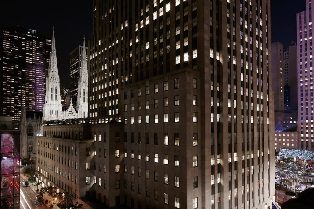 Rockefeller Hotel Nyc 2018 World S Best Hotels