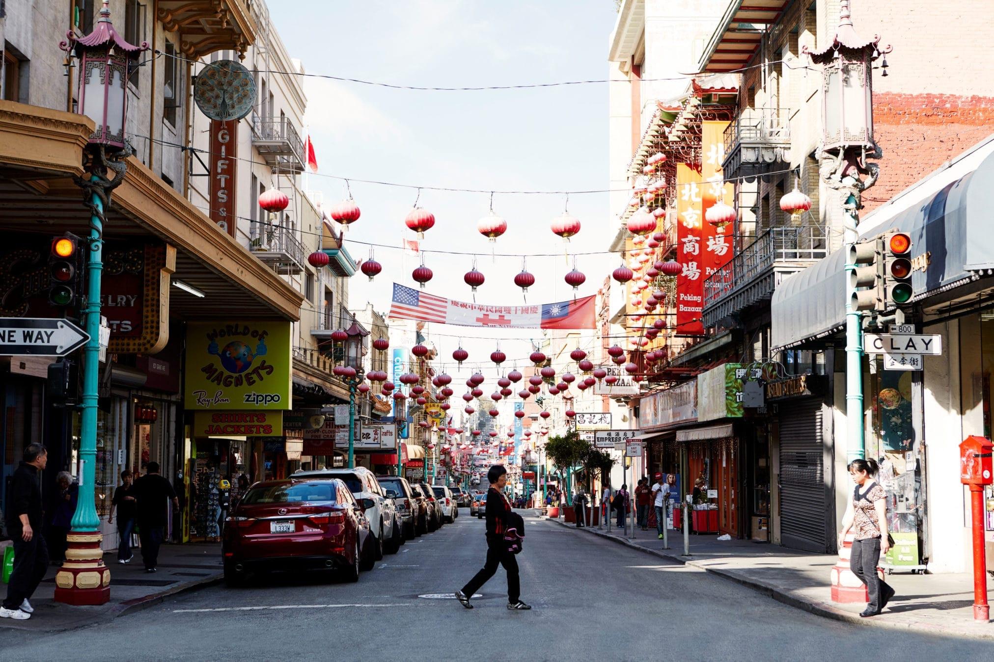 San Francisco Chinatown Club Quarters Hotel in