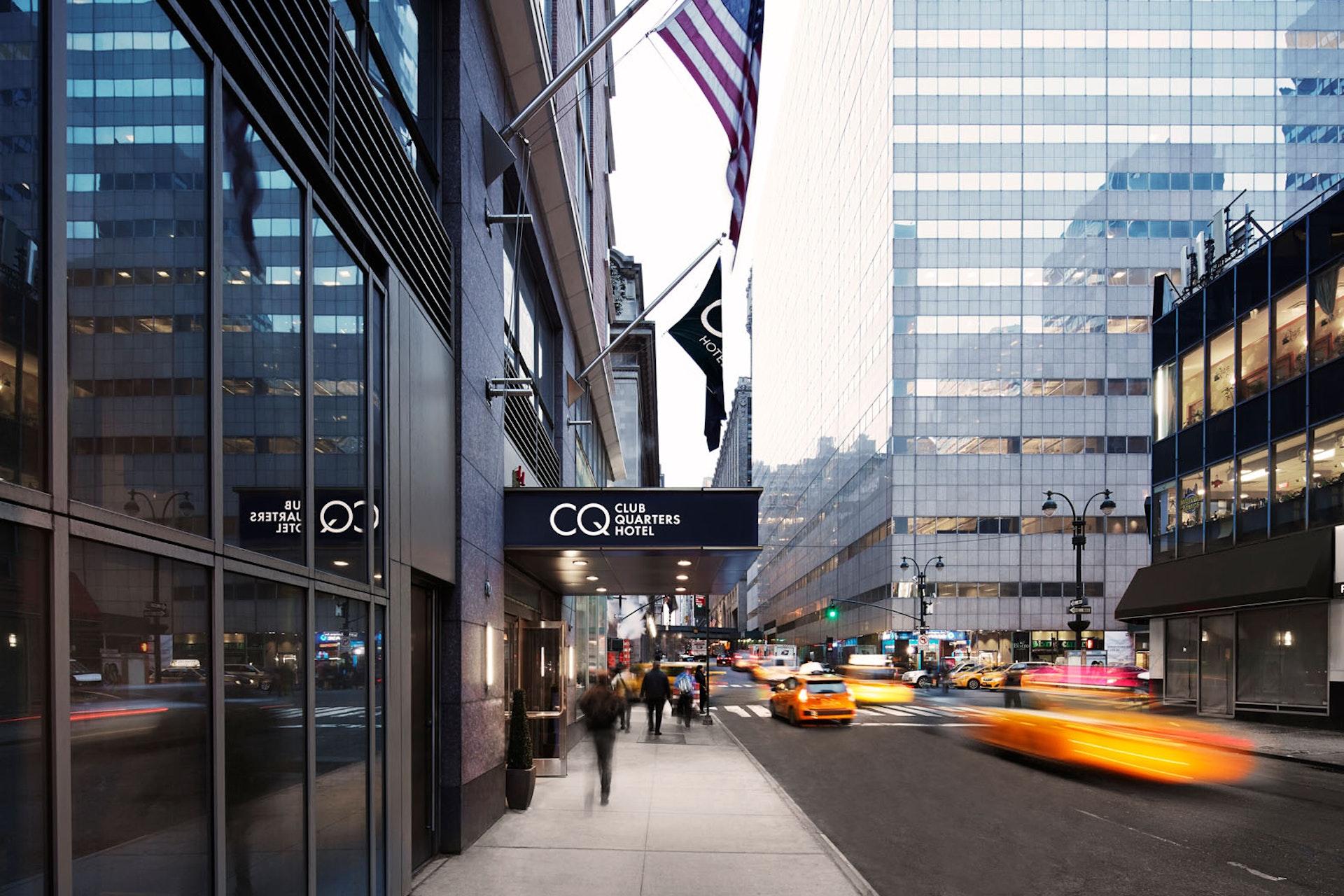 Club Quarters Hotel, Grand Central, Manhattan