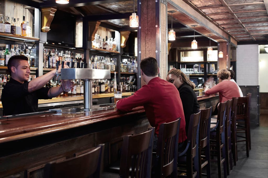 Club quarters hotel in san francisco a business traveler for Fish and farm sf