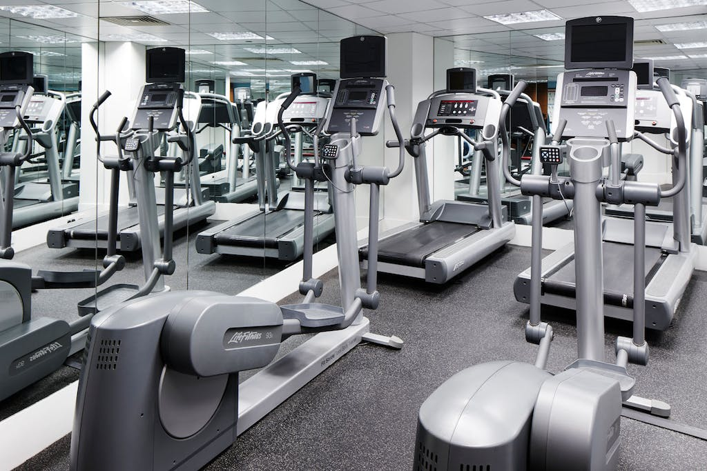 Fitness Center at Club Quarters Hotel, Gracechurch, London