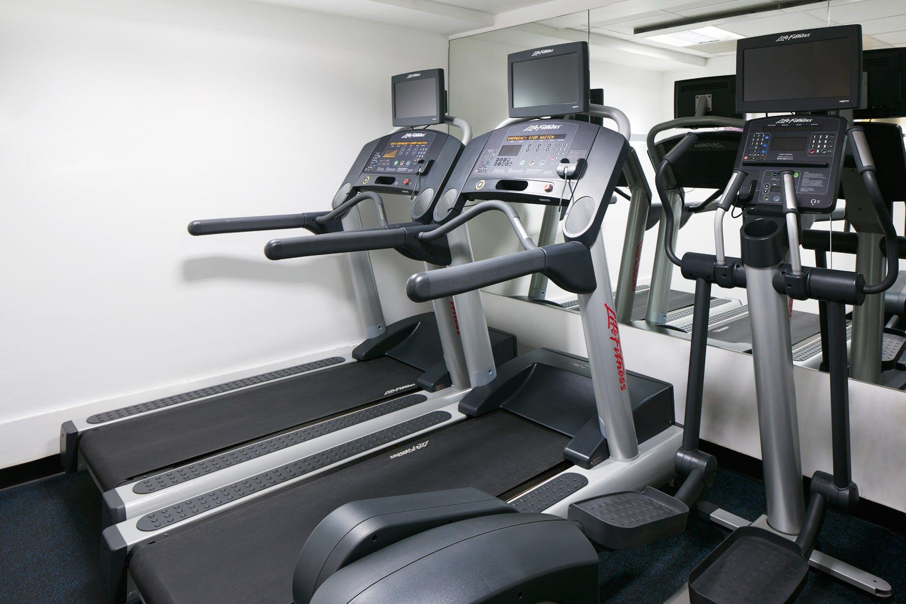 Fitness Center at Club Quarters Hotel, Lincoln's Inn Fields - Holborn, London