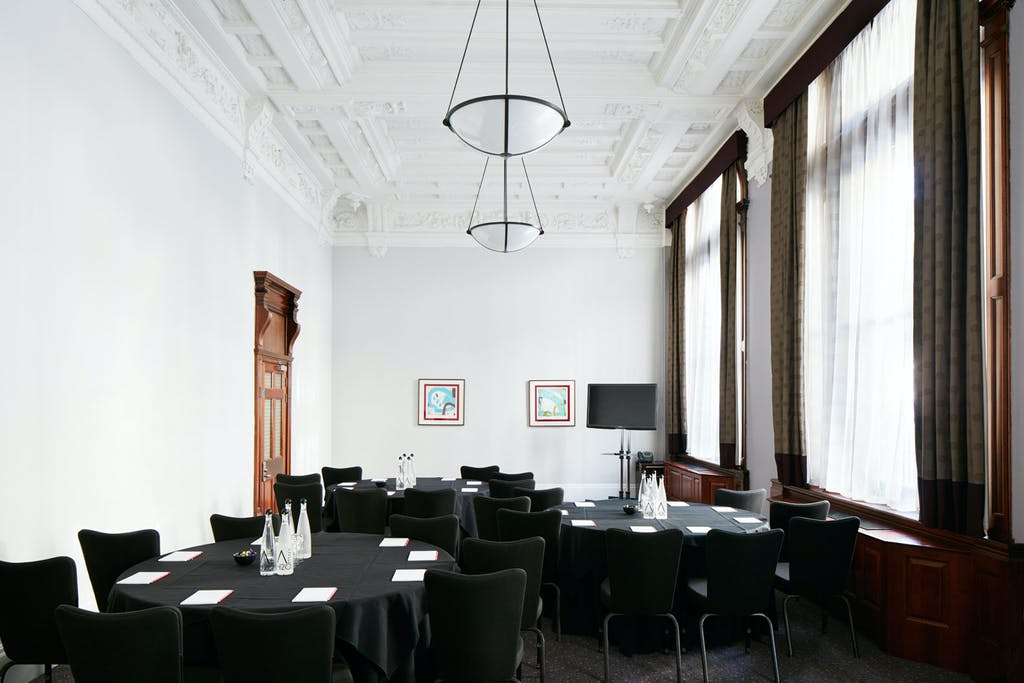 Meeting & Events Spaces at Club Quarters Hotel, Trafalgar Square, London