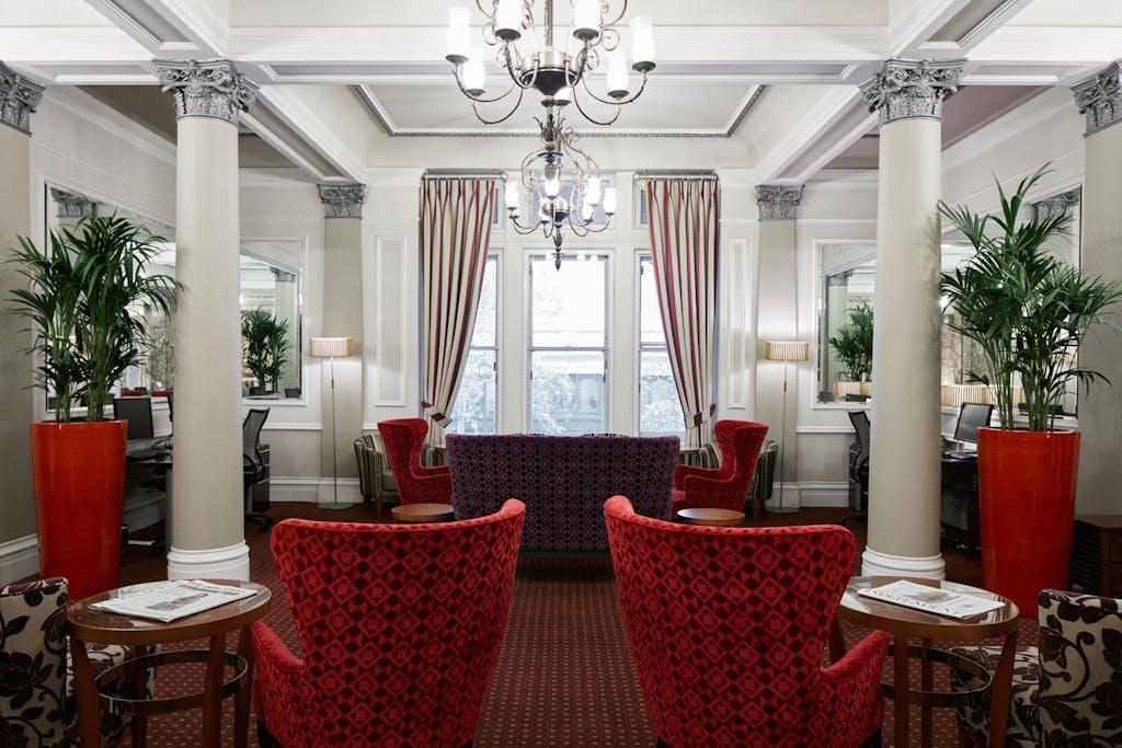 Club Quarters Hotel London Club Room