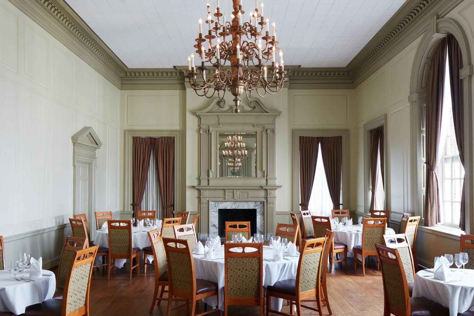 Meetings & Events Room at Club Quarters Hotel in Philadelphia