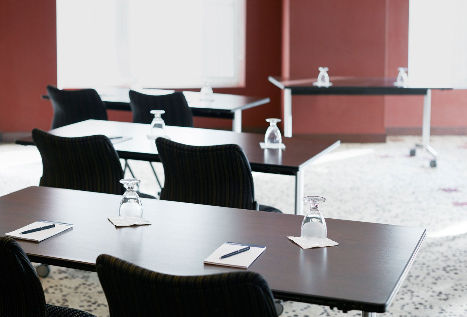Meeting Room in Club Quarters Hotel in Washington, DC