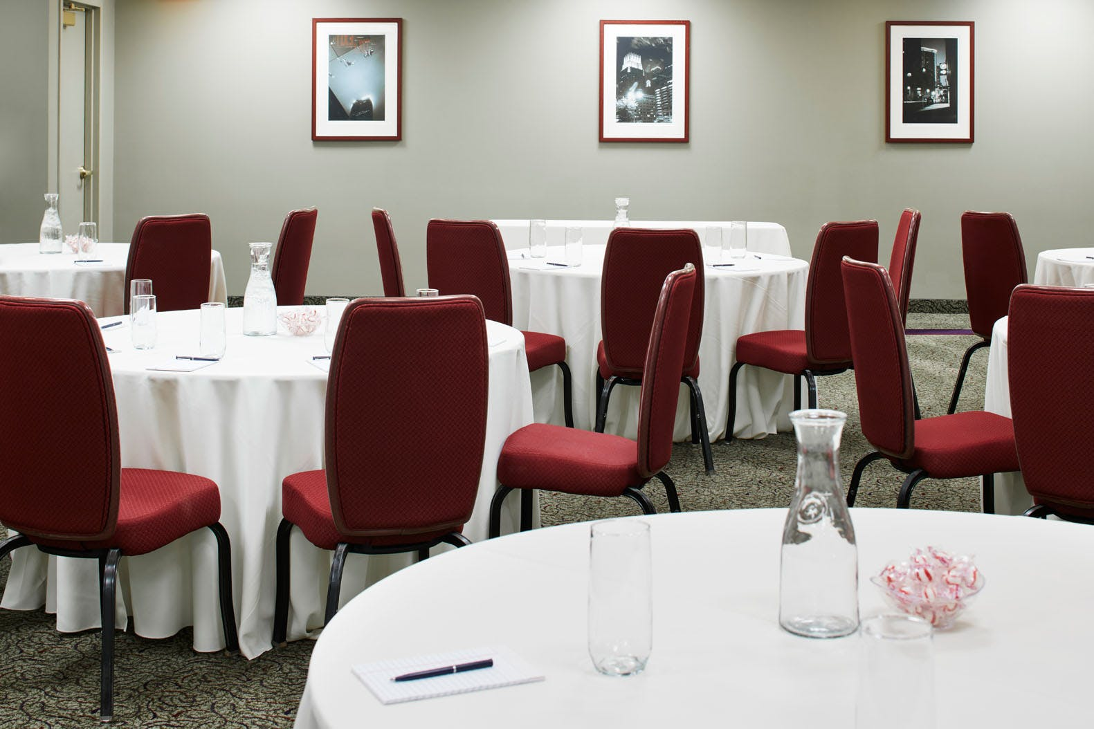Meetings & Events Spaces at Club Quarters Hotel in Houston