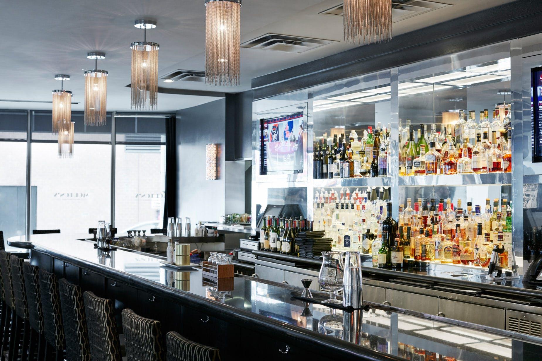 Morton's The Steakhouse adjacent to Club Quarters Hotel, World Trade Center