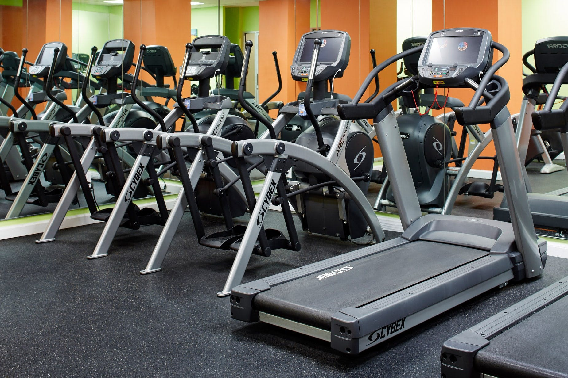 Fitness Center at Club Quarters Hotel, Wall Street