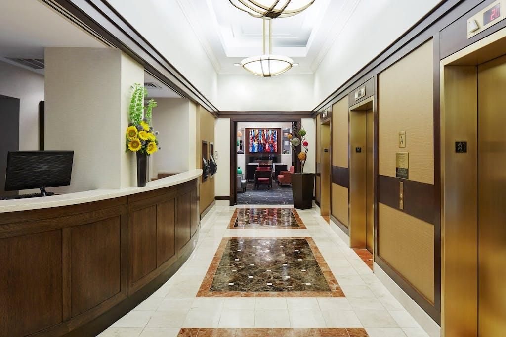 Hotel Club Quarters New York