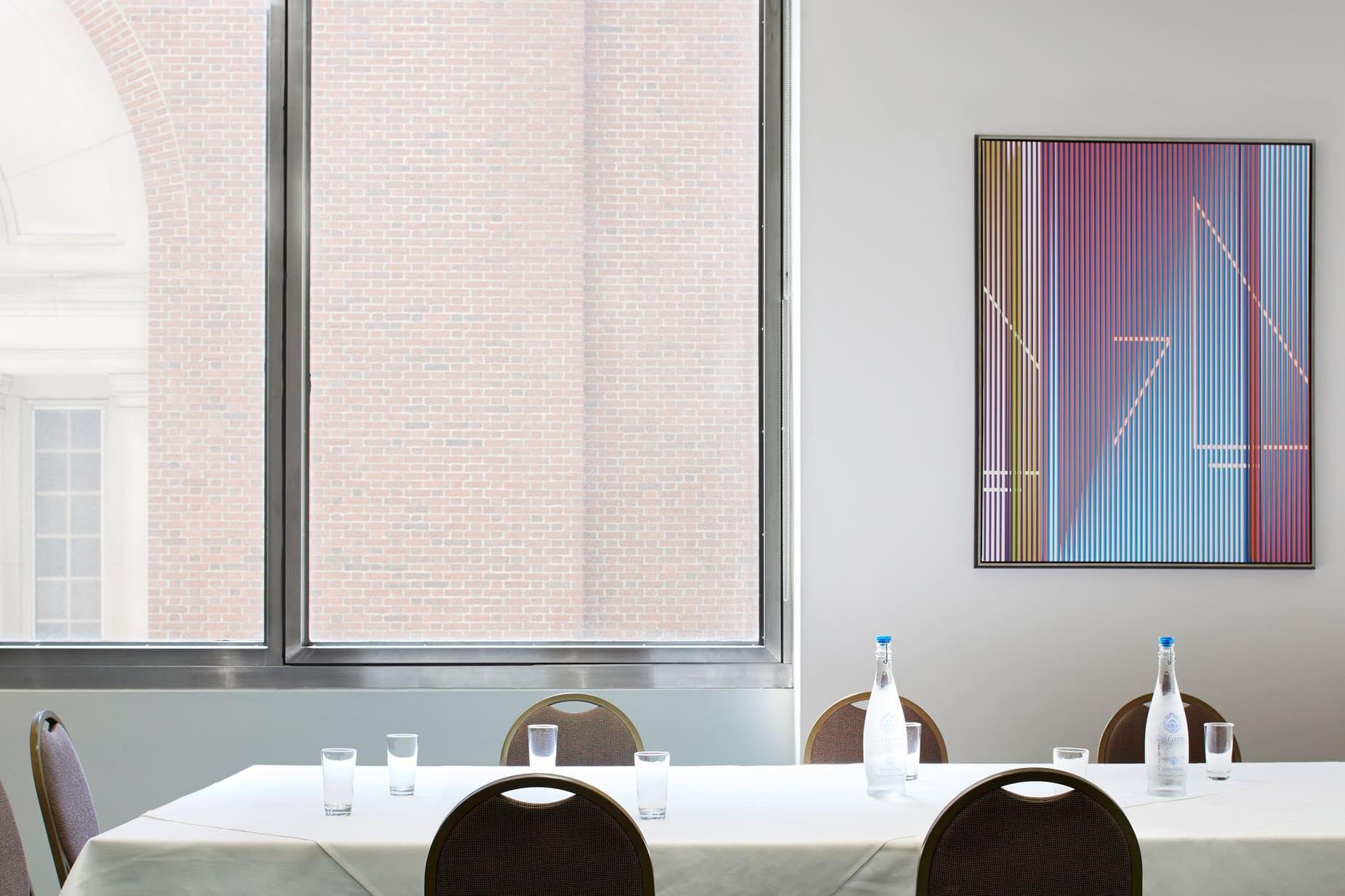Meeting Room at Club Quarters Hotel, Wall Street