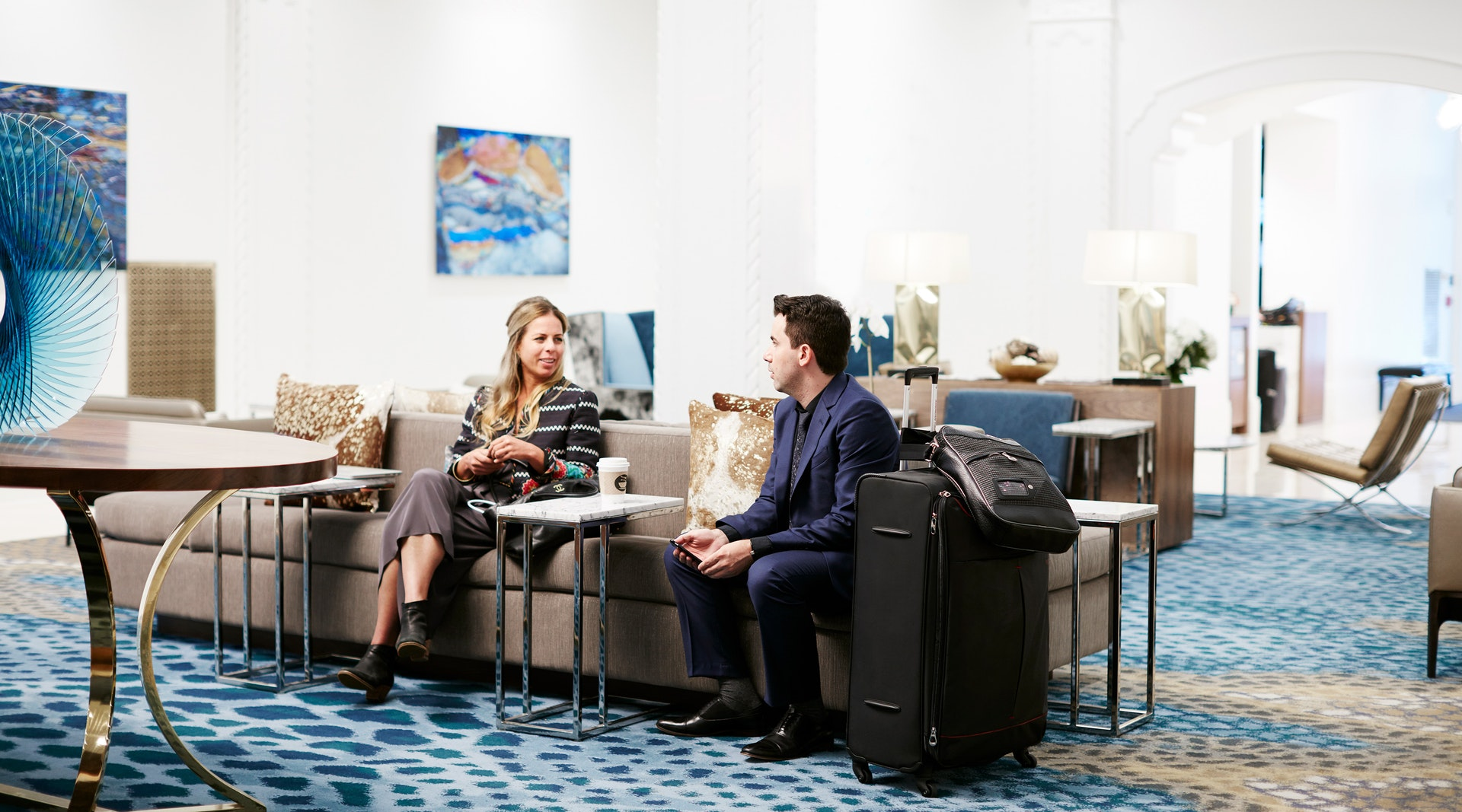 Club Quarters Hotels - a Boutique Hotel for Business Travel