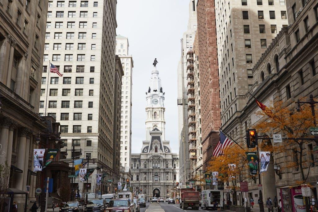Philadelphia S City Hall