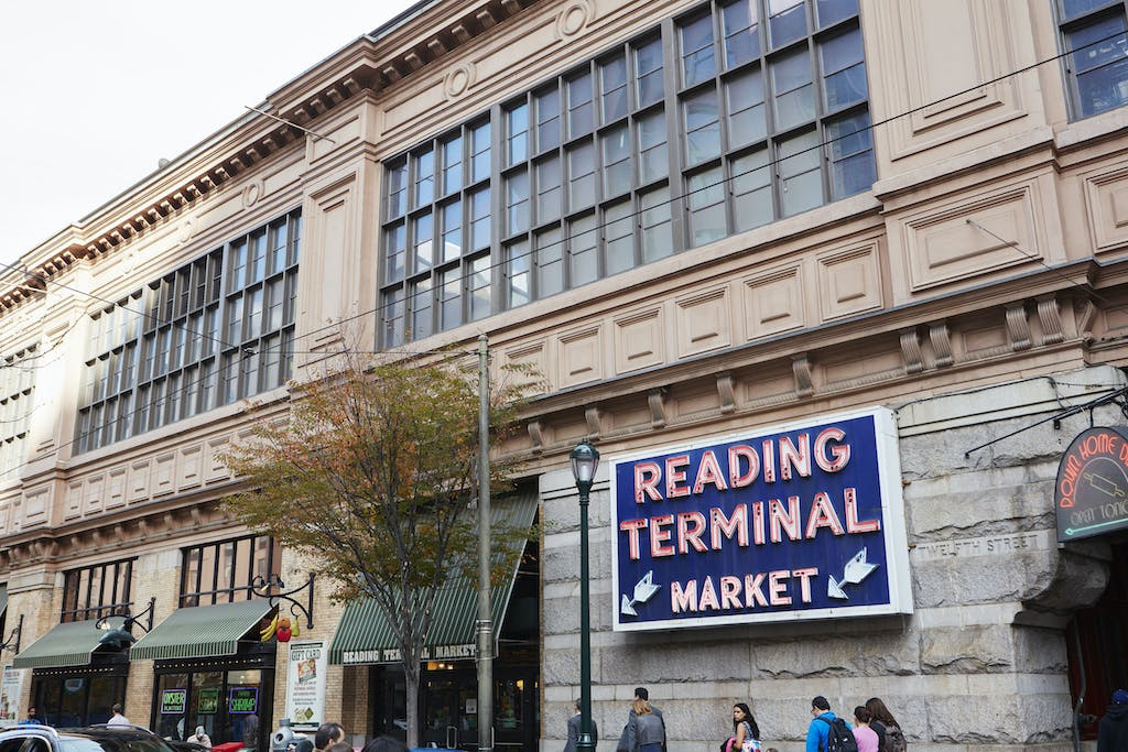 Reading Terminal Market, Philadelphia