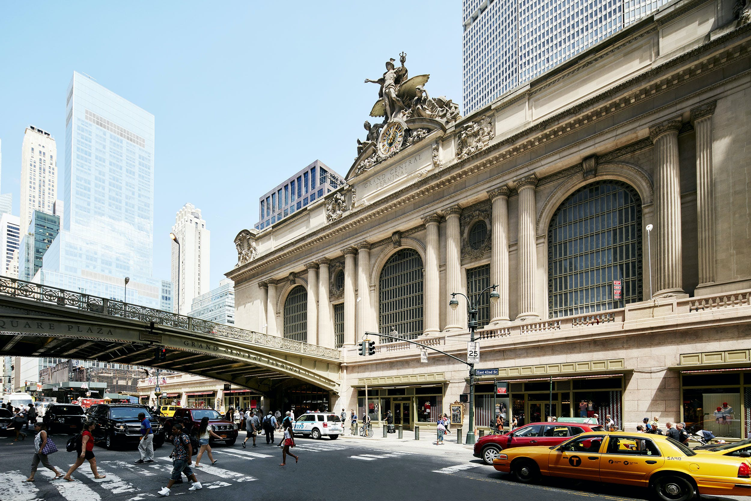 Grand Central Terminal - Midtown - New York City