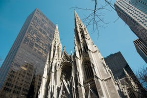 St. Patrick's Cathedral, Midtown Manhattan, New York City