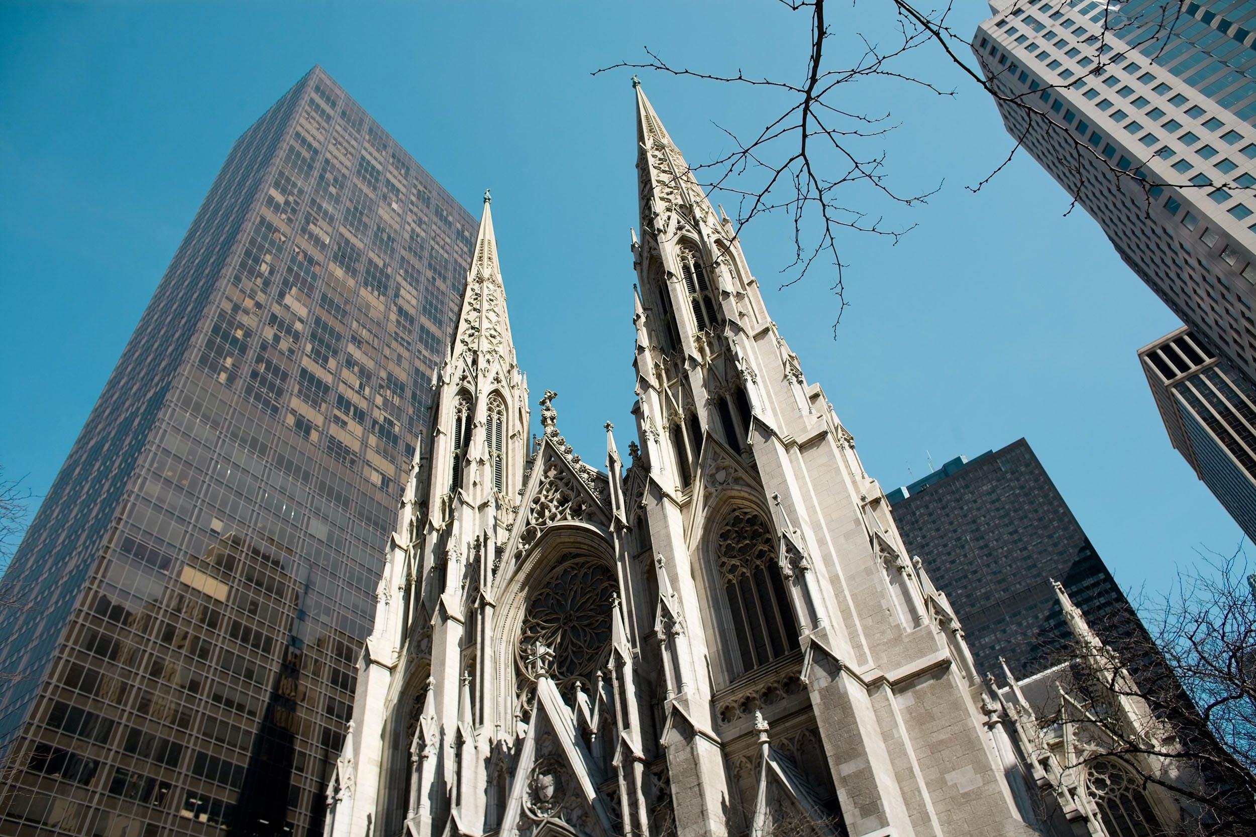 St. Patrick's Cathedral, Midtown Manhattan, New York City