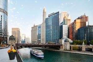 Hotel Near Riverwalk Chicago