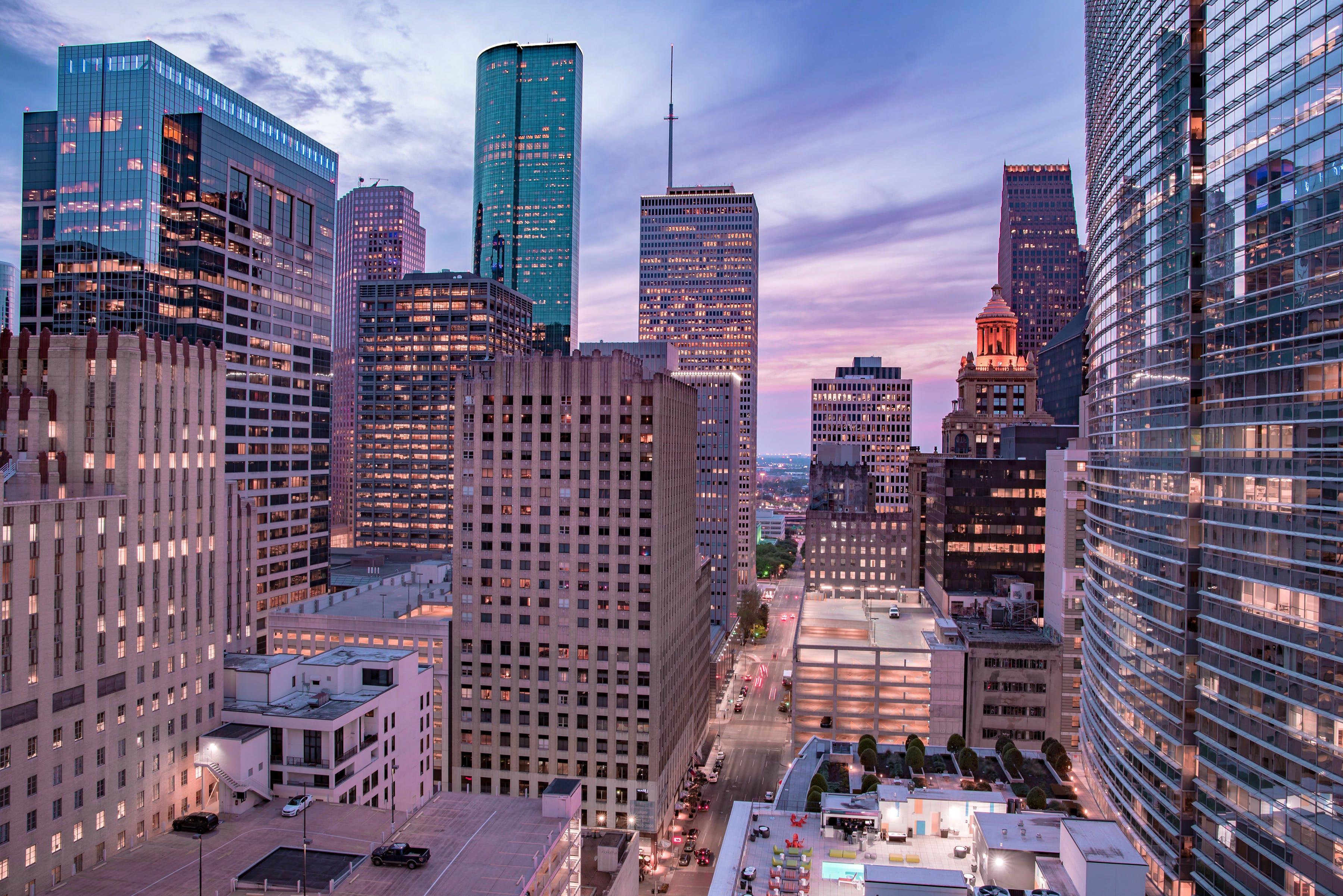 Rooms: Club Quarters Hotel In Houston