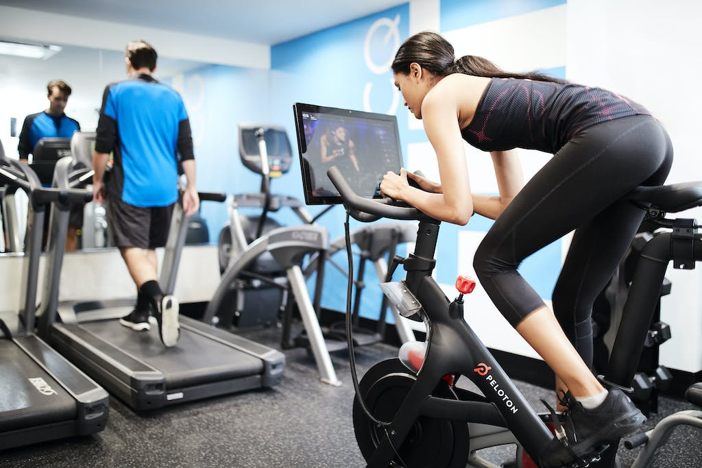 CQ Fit Fitness Center at Club Quarters Hotel, Grand Central