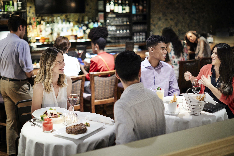 Davio's Steakhouse at Club Quarters Hotel, Grand Central