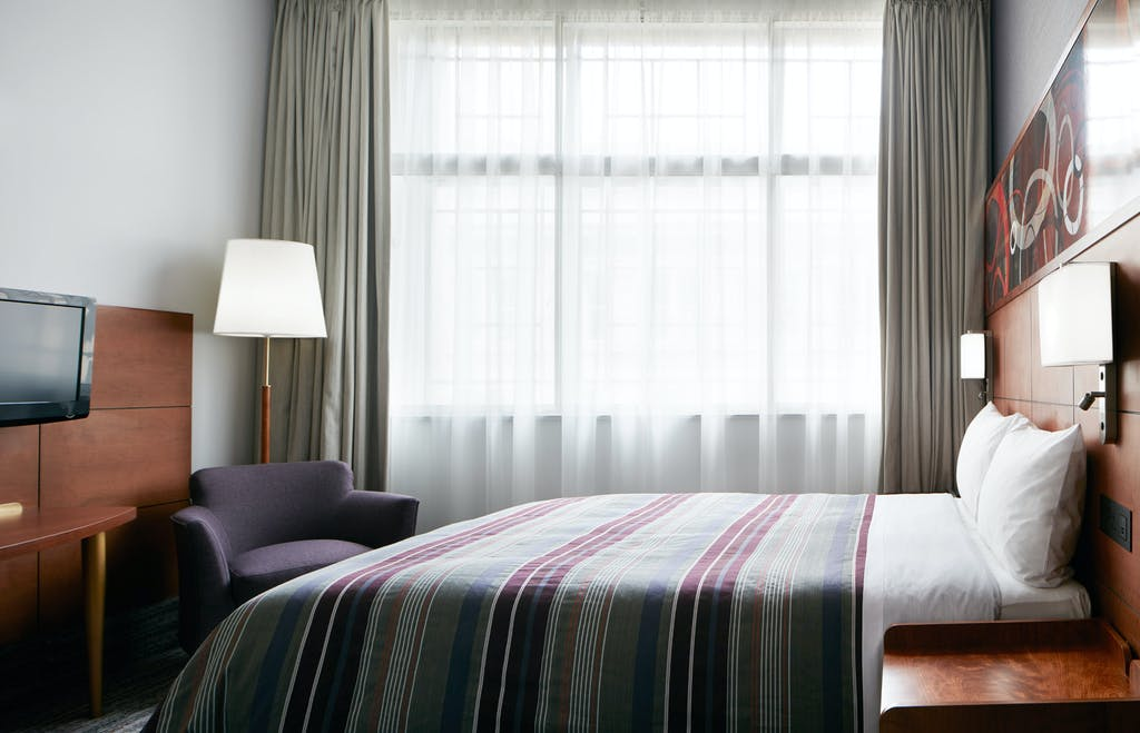 Deluxe Hotel Room Gracechurch London