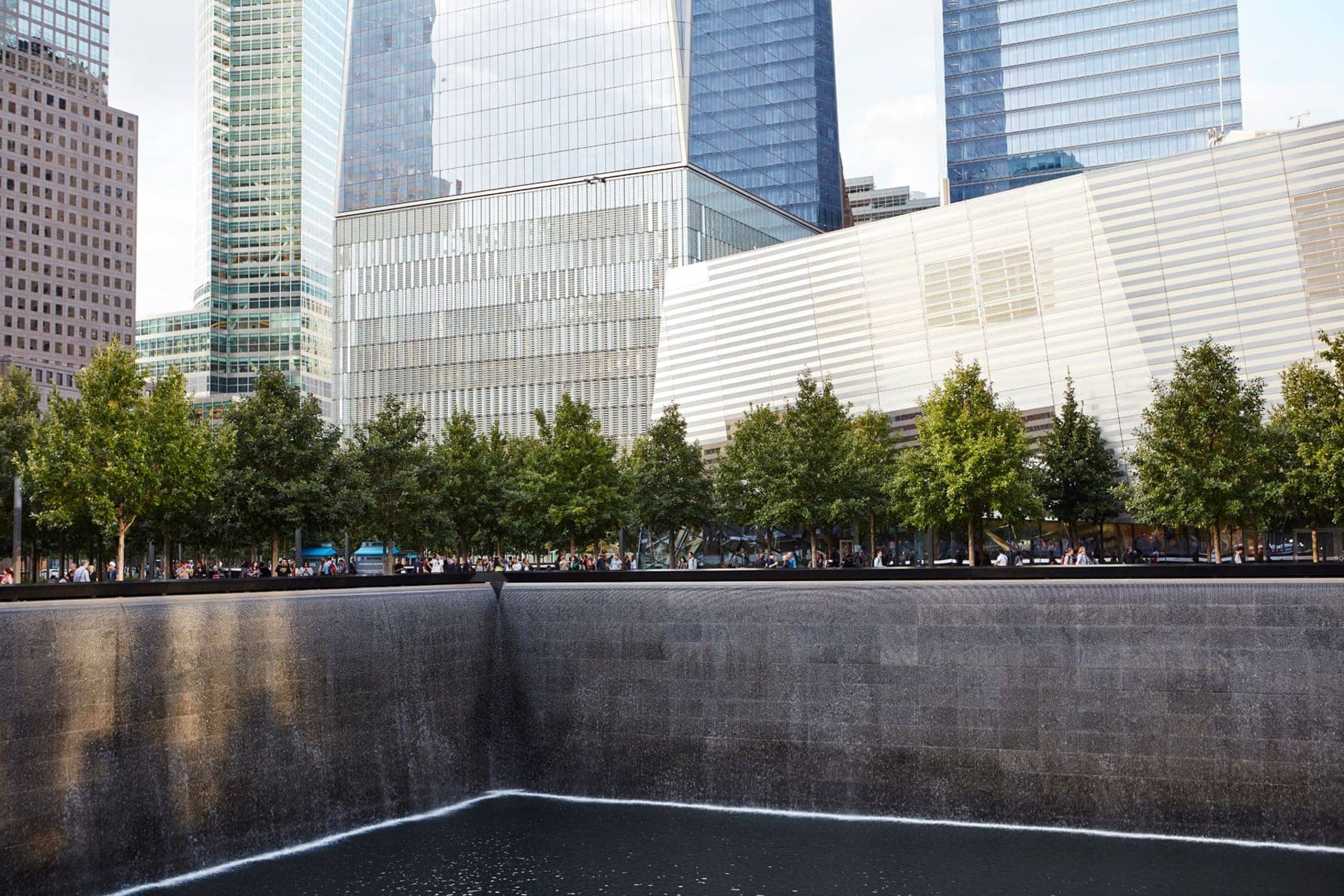World Trade Center Memorial, New York